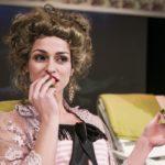 Barbora Mošnová hraje v představení Emmu