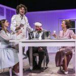 Představení dokonale naplňuje to, co se od vaudevillu očekává - náročnější humor
